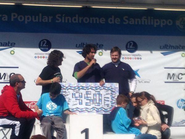 Stop-San-Filippo-2º-carrera-popular-Las-Tablas--cheque