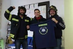 fisioterapia bombero Madrid Las Tablas