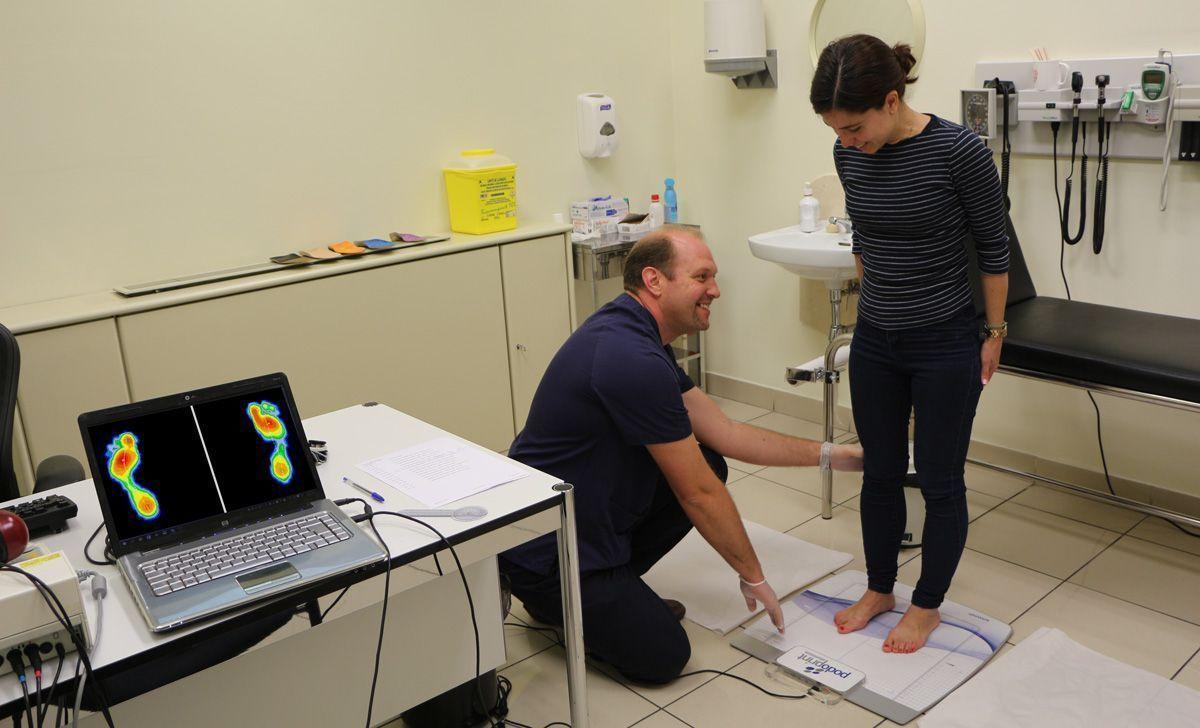 estudio de pisada en banco de espa a fisiolution las tablas ForEstudio De Pisada